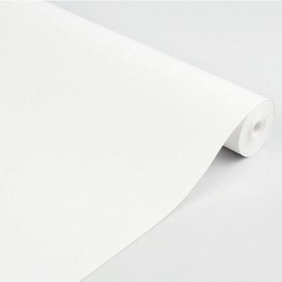 Беленая без печати 50 см * 10 м / Крафт-бумага /