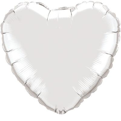 4 Сердце Серебро
