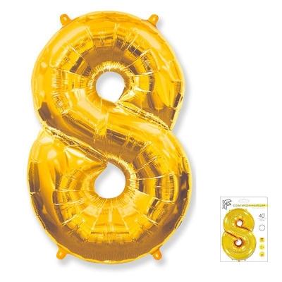 40 Ц 8 золото в упаковке / FM /