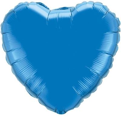 9 Сердце Синий