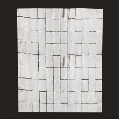 Зеркальная ткань, Серебро, 100 см*200 см / 1 шт/