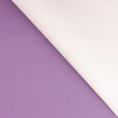Пленка двухсторонняя матовая Нежно-сиреневый, Фиолетовый / 60*60 см / 20 листов