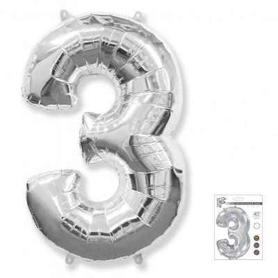 40 Ц 3 серебро в упаковке / FM /