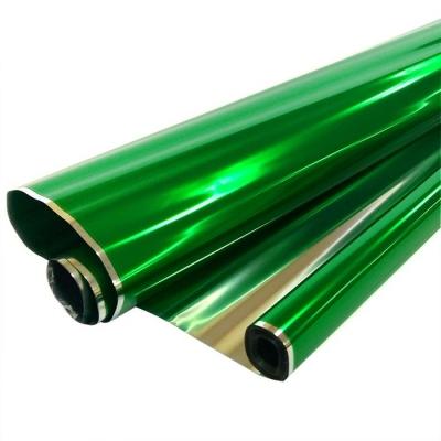 Пленка Металл Зеленая 70 см*7,5 м