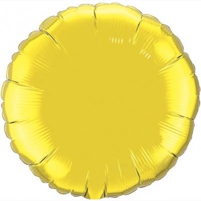 9 Круг Золото