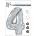 40 Ц 4 серебро в упаковке / FM /