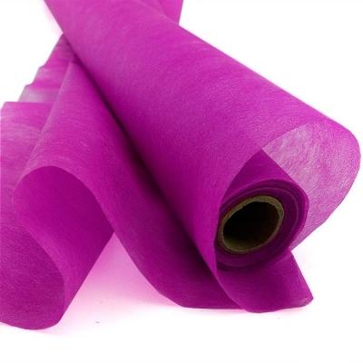 Фиолетовый 50 см*9 м / Фетр