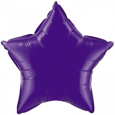 9 Звезда Фиолетовый