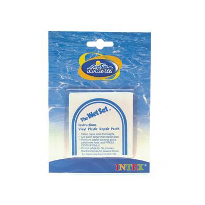 INTEX Ремонтный комплект для бассейнов и надувных изделий 49см2 6шт 59631