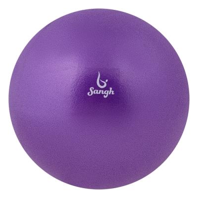 Мяч для йоги, 25 см, 100 г, цвет фиолетовый