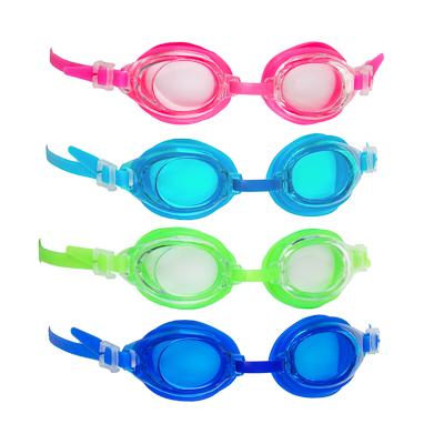 SILAPRO Набор для плавания (очки, брелок, затычки для ушей 2шт), пластик, ПВХ