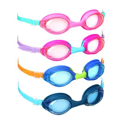 SILAPRO Очки незапотевающие для плавания, от 8 лет, PC, силикон, 4 цвета