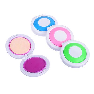 BERIOTTI Набор мелков для окрашивания волос 4шт, круглые, 4 цвета