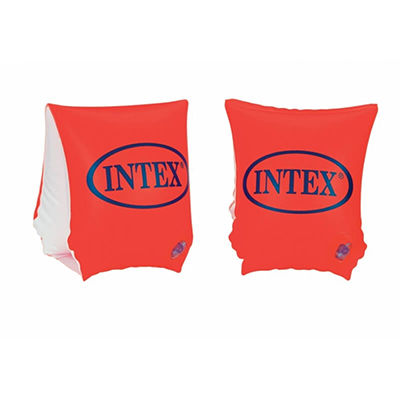 INTEX Нарукавники DELUXE, для 3-6 лет, 23*15см, 58642