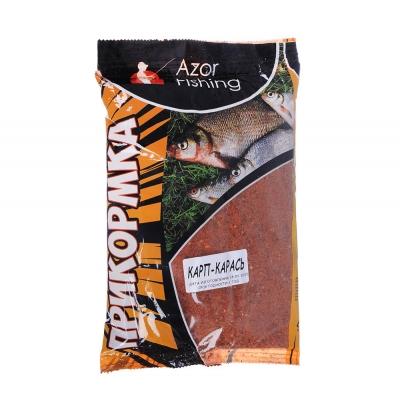 AZOR FISHING Прикормка 900 гр, 5 видов