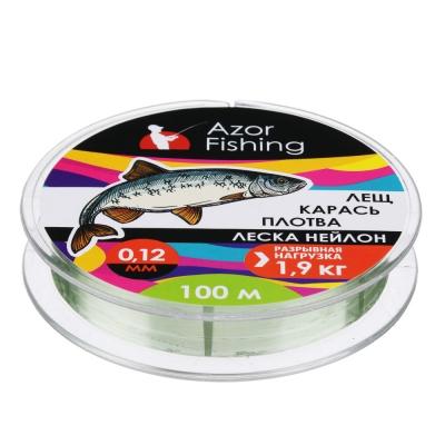 AZOR FISHING Леска, нейлон,