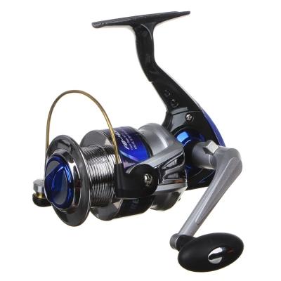 AZOR FISHING Катушка безынерционная FB 4000, 1п.п, передний фрикцион, 2 цвета