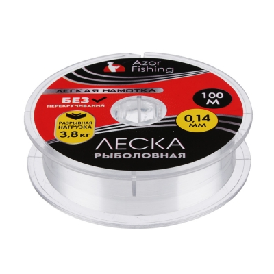 AZOR FISHING Леска
