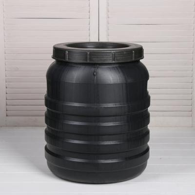 Бочка хозяйственно-бытовая, 45 л, горловина 29 см, с крышкой