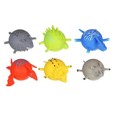 LASTIKS Животные надувающиеся, резина, пластик, 10х7см, 4-8 дизайнов