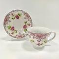 Наборы для чая и кофе из фарфора