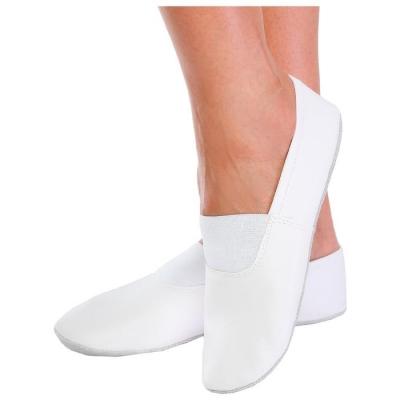 Чешки комбинированные, цвет белый, размер 31 (длина стопы 20,2 см)