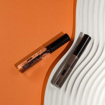 ЮниLook Гель для фиксации бровей ГБ-19 коричневый, 11мл
