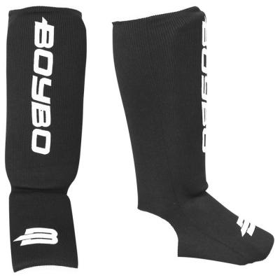 Защита голеностопа Boybo, х/б, цвет черный, размер S