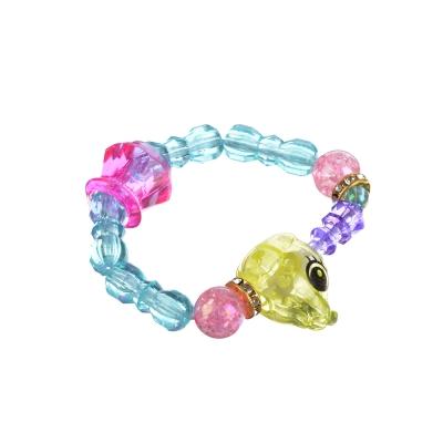 ИГРОЛЕНД Фигурка трансформирующаяся в браслет, пластик, 8-11,5х6-17,5х2-3см, 5-8 дизайнов