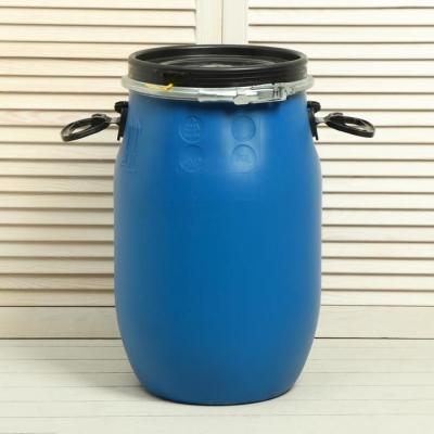 Фляга пищевая, 30 л, горловина 26 см, синяя, Open Top