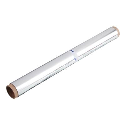 BY Фольга алюминиевая 5м, 29см х 5м, толщина 9 мкм, в пленке
