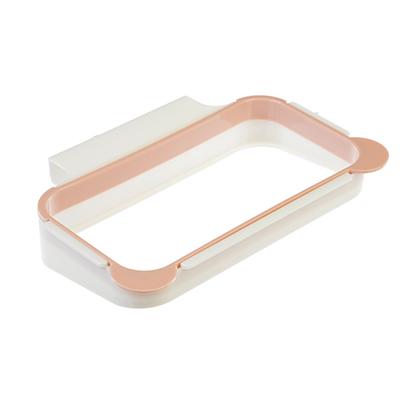 Держатель-зажим для пакетов, 18х9,5х3,5см, пластик