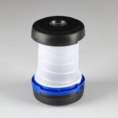 Фонарь кемпинговый 0.5 Вт, 3 АА, 3 режима , черный