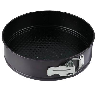 SATOSHI Валькур Форма для выпечки круглая разъемная, угл.сталь, 22х6,5см, антипригарное покрытие 280