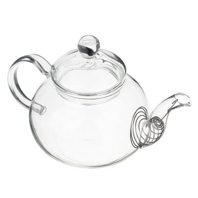 VETTA Чайник заварочный 600мл, с металлическим фильтром, стекло