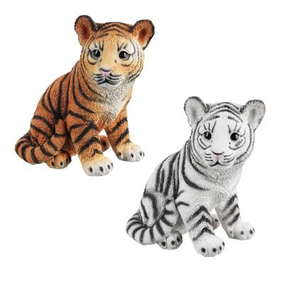 СНОУ БУМ Копилка в виде тигра, 24 см, высокопрочный гипс, 2 дизайна