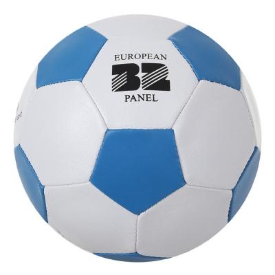 Мяч футбольный, 32 панели, 2 подслоя, PVC, машинная сшивка, размер 5