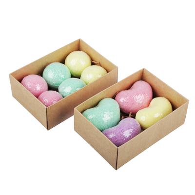 Набор бурлящих шаров для ванн Fruits Berries / FlowerHerbs, 6х40г / 4х60г
