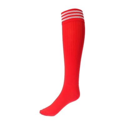 Гетры спортивные «Спорт 6», размер 35-37, цвет красный