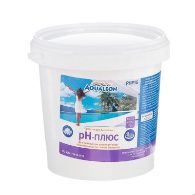 Регулятор pH-плюс Aqualeon гранулы, 1 кг