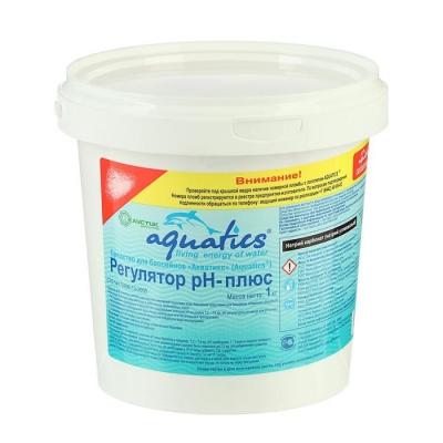 Регулятор pH Aquatics плюс гранулы, 1 кг