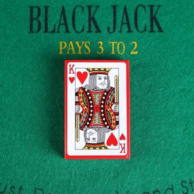 """Карты игральные бумажные """"Классика. Король"""", 54 шт., 8.8×5.7 см, микс"""