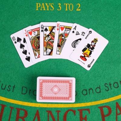 """Карты игральные бумажные """"Strip"""", 54 шт, 250 гр/м2, микс"""