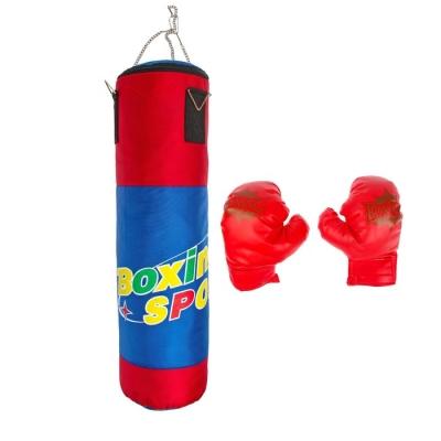 Набор для бокса «Юный боксер»: груша, 2 перчатки