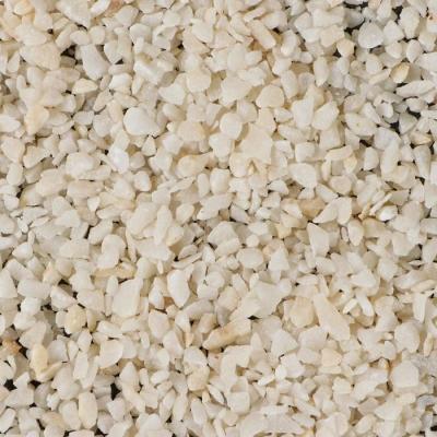 Мраморный щебень белый, фракция 5-10, 10 кг