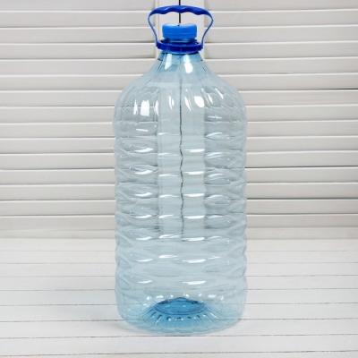 ПЭТ-бутыль, 10 л, с ручкой