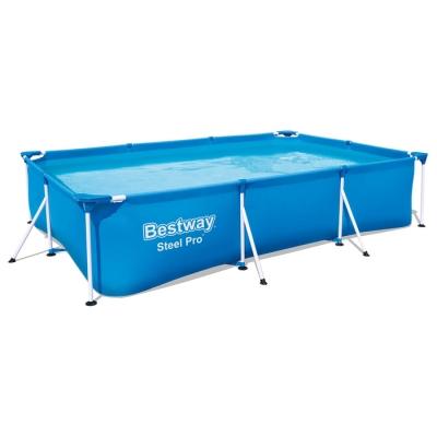 Бассейн каркасный Steel Pro, 300 х 201 х 66 см, 56404 Bestway