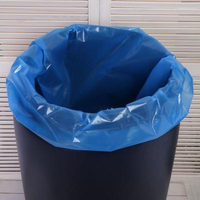 Мешок, вкладыш в бочку, 200 литров, 90 × 150 см, 100 мкм, обработка от цветения воды