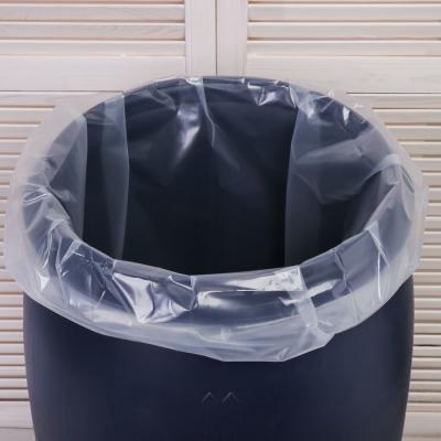 Мешок, вкладыш в бочку, 100 литров, 63 × 105 см, 100 мкм