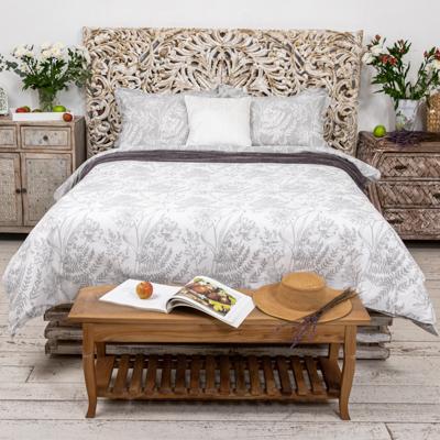 PROVANCE Либерти Комплект постельного белья евро (4 пр.), поликоттон, 4 дизайна